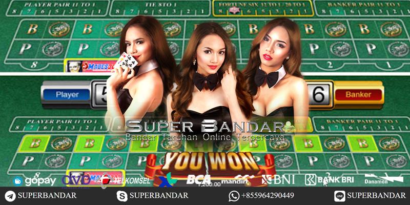 Main Baccarat Biar Menang   Tips Casino Superbandar